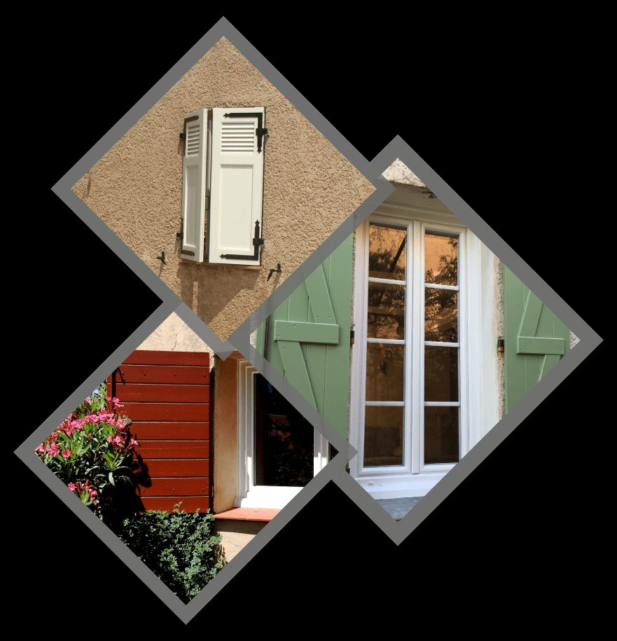 Couleur Volet En Provence siam provence - volets battants : pose, rénovation et